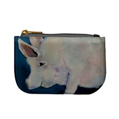 Piggy No  2 Mini Coin Purses