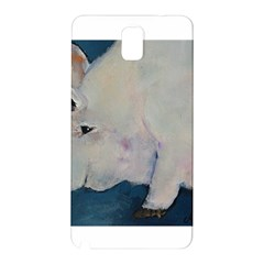 Piggy No  2 Samsung Galaxy Note 3 N9005 Hardshell Back Case
