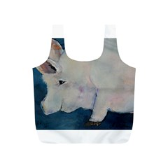 Piggy No  2 Full Print Recycle Bags (s)