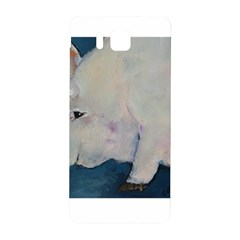 Piggy No. 2 Samsung Galaxy Alpha Hardshell Back Case