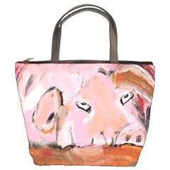 Piggy No 3 Bucket Bags