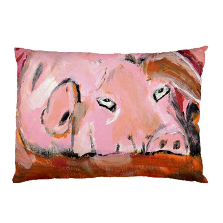 Piggy No.3 Pillow Cases