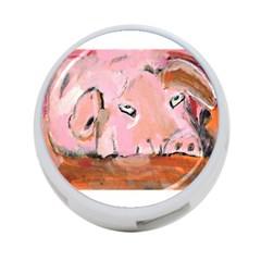 Piggy No 3 4 Port Usb Hub (one Side)