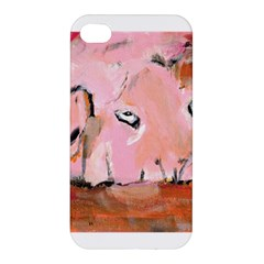 Piggy No 3 Apple Iphone 4/4s Hardshell Case