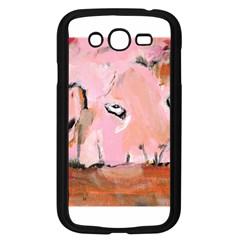 Piggy No 3 Samsung Galaxy Grand Duos I9082 Case (black)