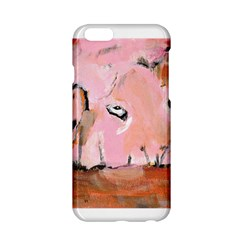 Piggy No.3 Apple iPhone 6 Hardshell Case