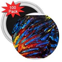 The Looking Glas 3  Magnets (100 Pack)