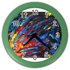 The Looking Glas Color Wall Clocks