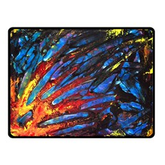 The Looking Glas Double Sided Fleece Blanket (small)
