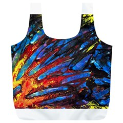 The Looking Glas Full Print Recycle Bags (l)
