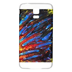 The Looking Glas Samsung Galaxy S5 Back Case (White)