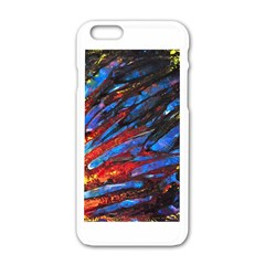 The Looking Glas Apple Iphone 6 White Enamel Case