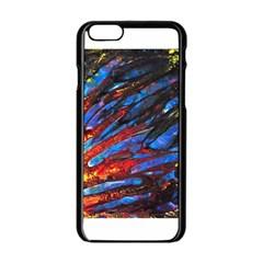 The Looking Glas Apple Iphone 6 Black Enamel Case