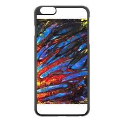 The Looking Glas Apple iPhone 6 Plus Black Enamel Case
