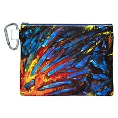 The Looking Glas Canvas Cosmetic Bag (xxl)