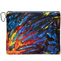 The Looking Glas Canvas Cosmetic Bag (XXXL)