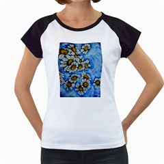 Floating on Air Women s Cap Sleeve T