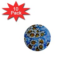 Floating On Air 1  Mini Buttons (10 Pack)