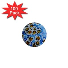 Floating On Air 1  Mini Magnets (100 Pack)