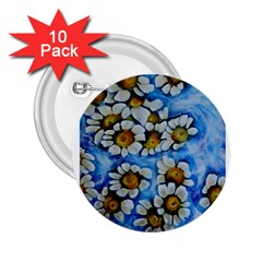 Floating On Air 2 25  Buttons (10 Pack)