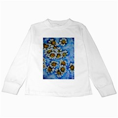 Floating on Air Kids Long Sleeve T-Shirts