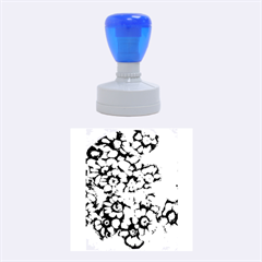 Floating On Air Rubber Round Stamps (medium)