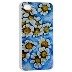Floating on Air Apple iPhone 4/4s Seamless Case (White)