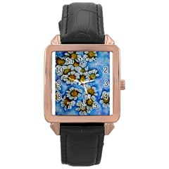 Floating On Air Rose Gold Watches