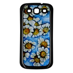 Floating On Air Samsung Galaxy S3 Back Case (black)