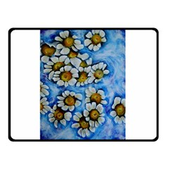Floating On Air Double Sided Fleece Blanket (small)