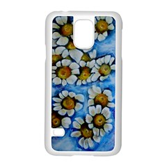 Floating on Air Samsung Galaxy S5 Case (White)