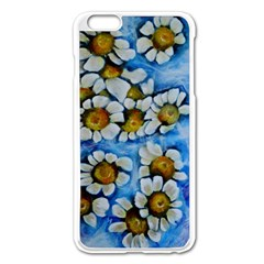 Floating On Air Apple Iphone 6 Plus Enamel White Case