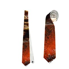 Red Mask Neckties (one Side)