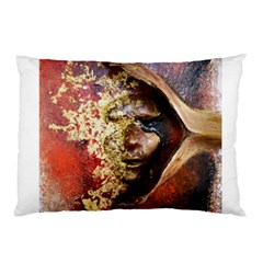 Red Mask Pillow Cases