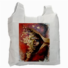 Red Mask Recycle Bag (two Side)