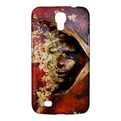 Red Mask Samsung Galaxy Mega 6 3  I9200 Hardshell Case