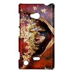 Red Mask Nokia Lumia 720
