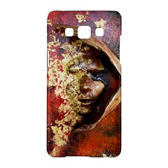 Red Mask Samsung Galaxy A5 Hardshell Case