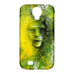 Green Mask Samsung Galaxy S4 Classic Hardshell Case (pc+silicone)