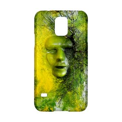 Green Mask Samsung Galaxy S5 Hardshell Case