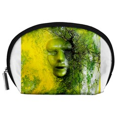 Green Mask Accessory Pouches (large)