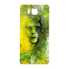 Green Mask Samsung Galaxy Alpha Hardshell Back Case