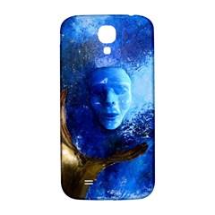 Blue Mask Samsung Galaxy S4 I9500/i9505  Hardshell Back Case