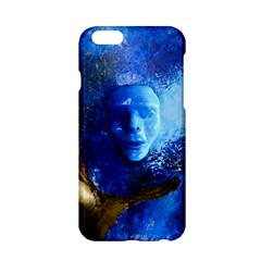 BLue Mask Apple iPhone 6 Hardshell Case