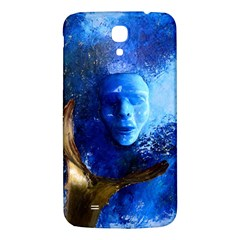 BLue Mask Samsung Galaxy Mega I9200 Hardshell Back Case