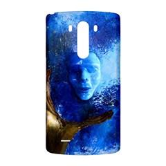 BLue Mask LG G3 Back Case