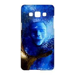 BLue Mask Samsung Galaxy A5 Hardshell Case