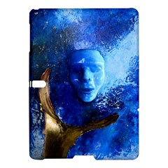 Blue Mask Samsung Galaxy Tab S (10 5 ) Hardshell Case