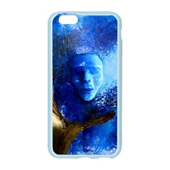 BLue Mask Apple Seamless iPhone 6 Case (Color)