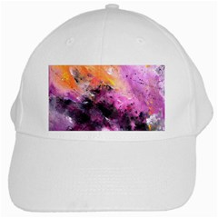 Nebula White Cap